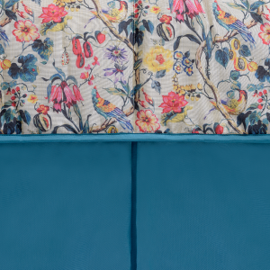 7-piece Blue Comforter Set – 2