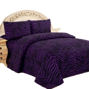 purple zebra