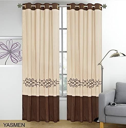 jungle print curtains