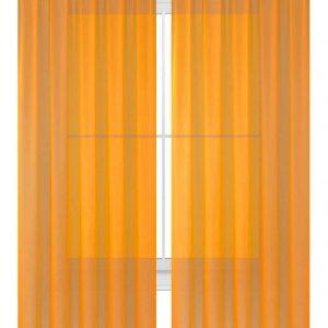 orange sheer