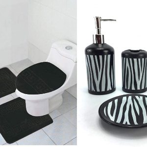 Banded Black Zebra