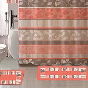 Bathroom Rug and Contour Mat