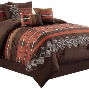 southwestern comforters king