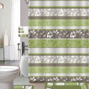 WPM WORLD PRODUCTS MART Zen 18-Piece Bathroom Set